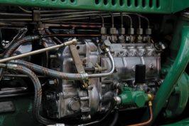 Analyser les principales pannes et effectuer l'entretien du tracteur