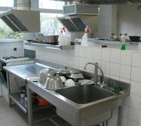 Cuisine du lycée agricole