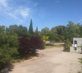 Vue extérieure du Lycée Agricole de Gignac