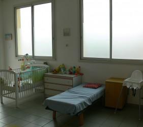 Chambre petite enfance