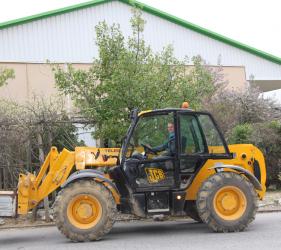 Agroéquipement lycée agricole de Gignac