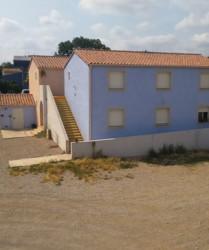 Vue extérieure des logements étudiants du Lycée Agricole de Gignac