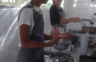 Atelier cuisine troisième