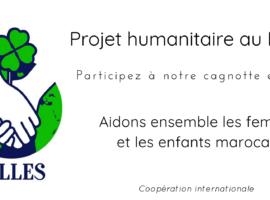 Projet humanitaire maroc